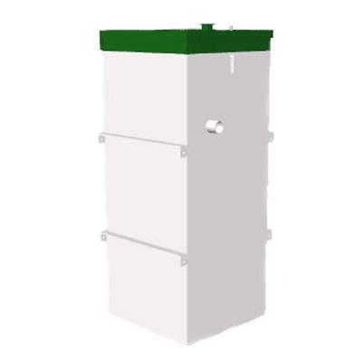 Монтаж Топас 4 установка септика под ключ